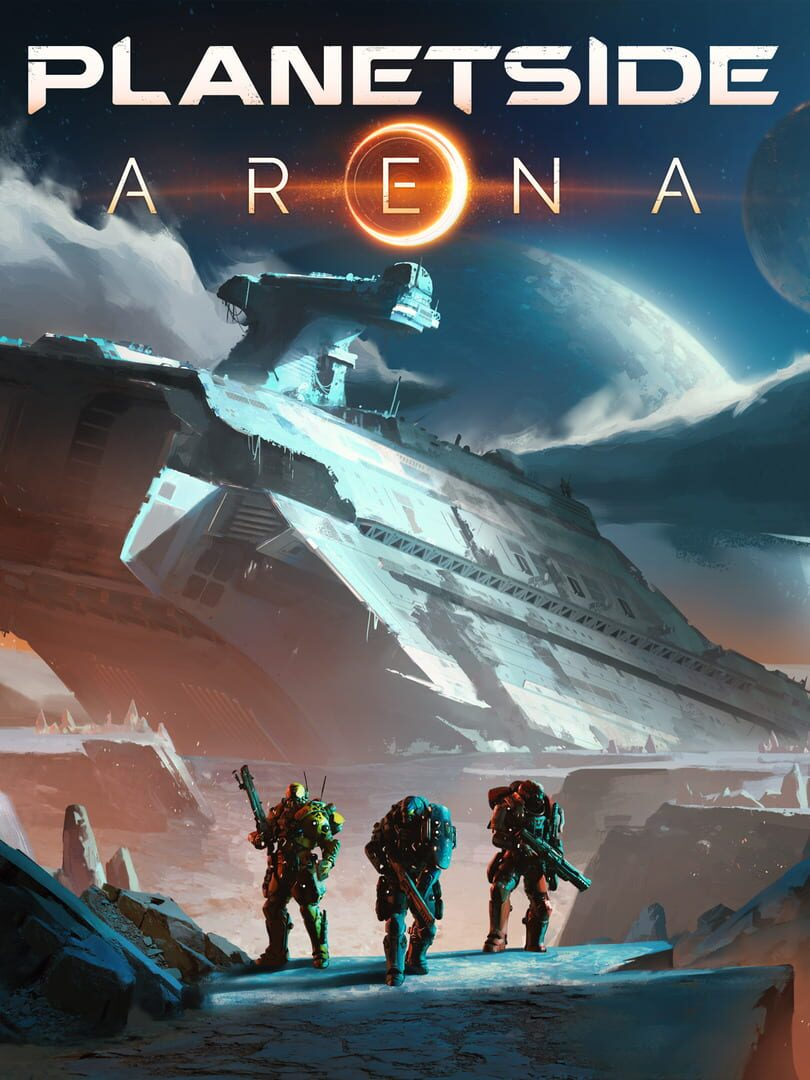 buy PlanetSide Arena cd key for pc platform
