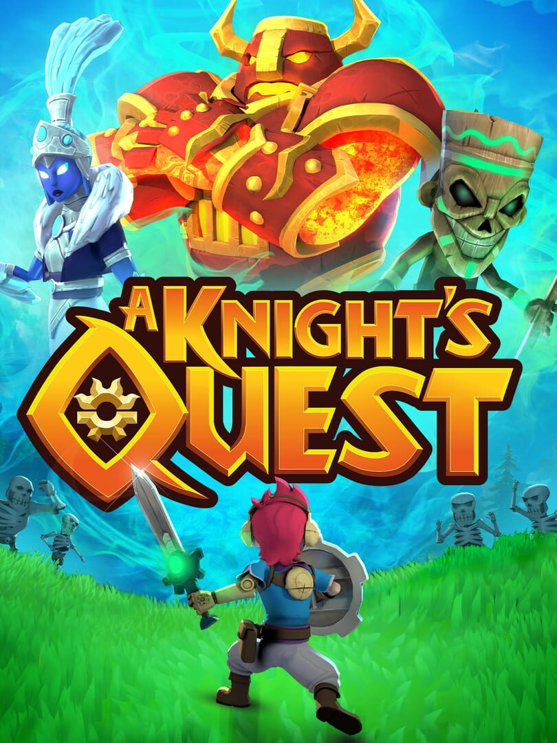 buy A Knight's Quest cd key for all platform