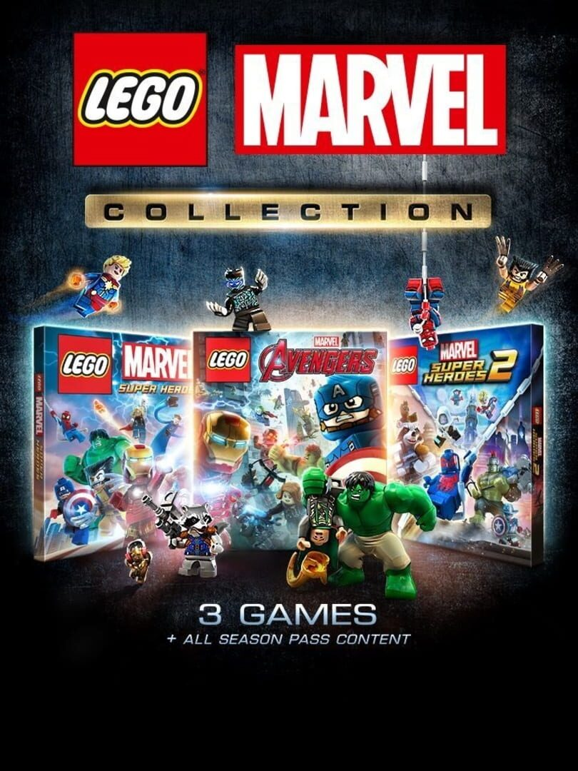 buy LEGO Marvel Collection cd key for all platform