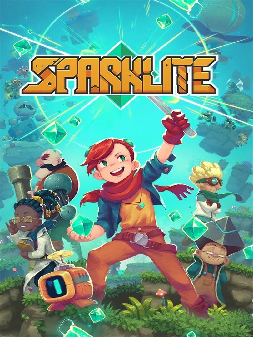 buy Sparklite cd key for all platform