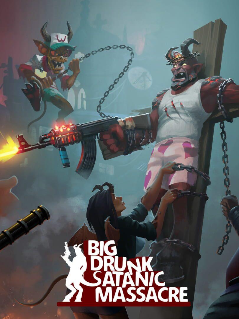 buy Big Drunk Satanic Massacre cd key for xbox platform