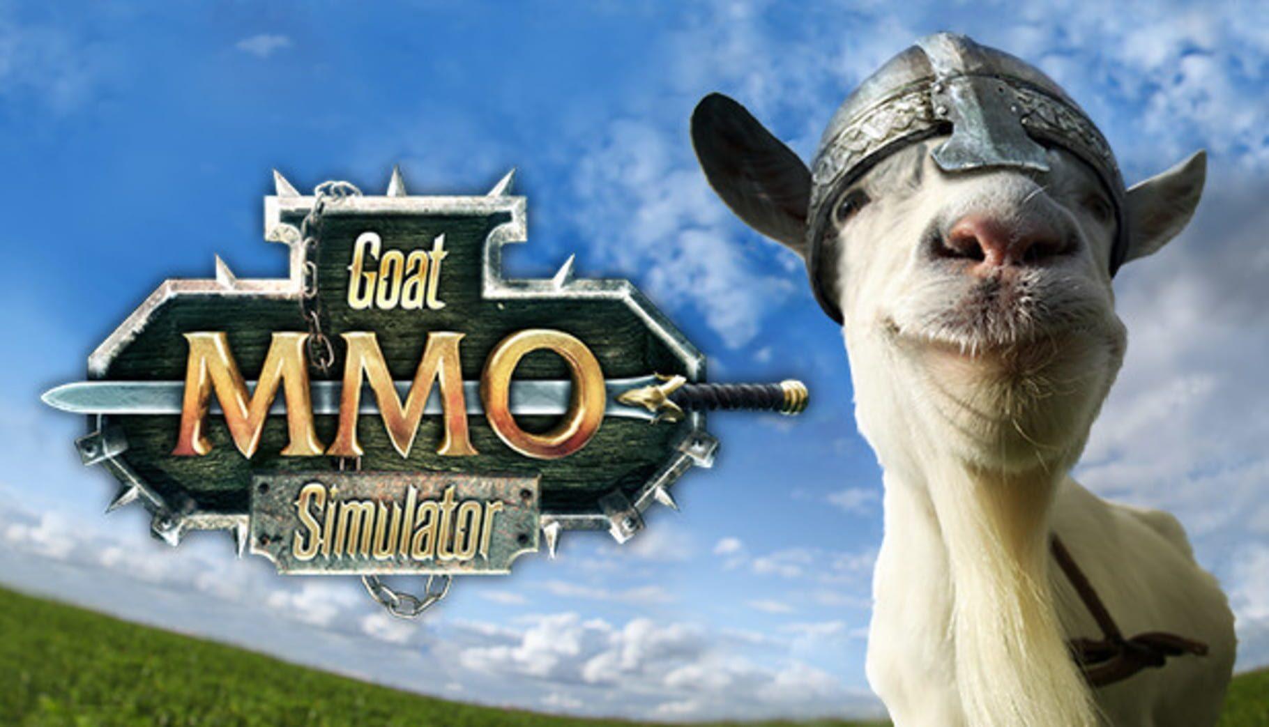 buy Goat MMO Simulator cd key for all platform