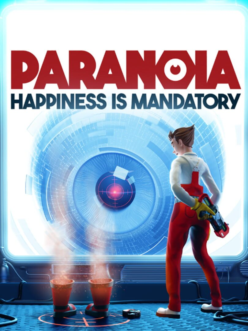 buy Paranoia: Happiness is Mandatory cd key for all platform