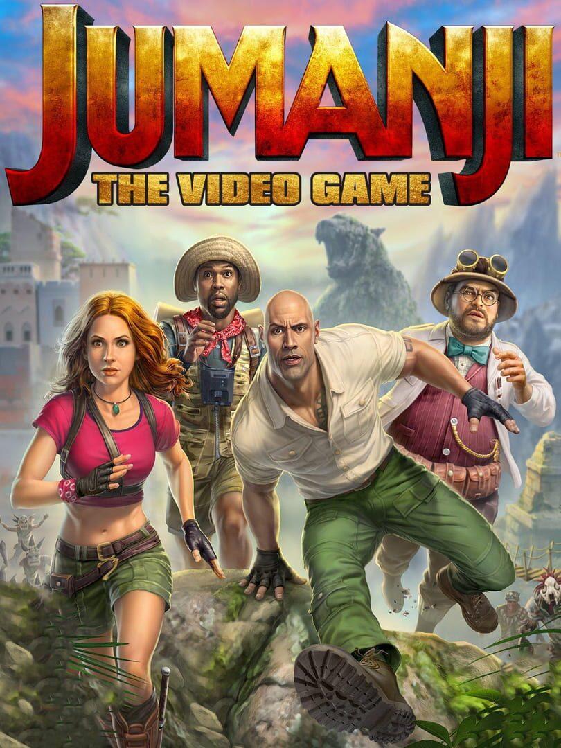 buy Jumanji: The Video Game cd key for all platform