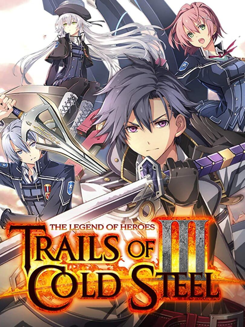 buy The Legend of Heroes: Trails of Cold Steel III cd key for all platform