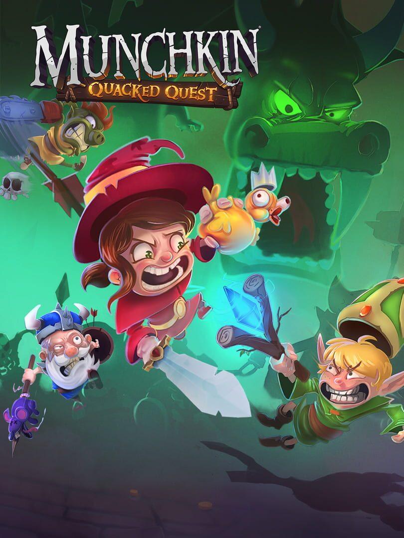 buy Munchkin: Quacked Quest cd key for all platform