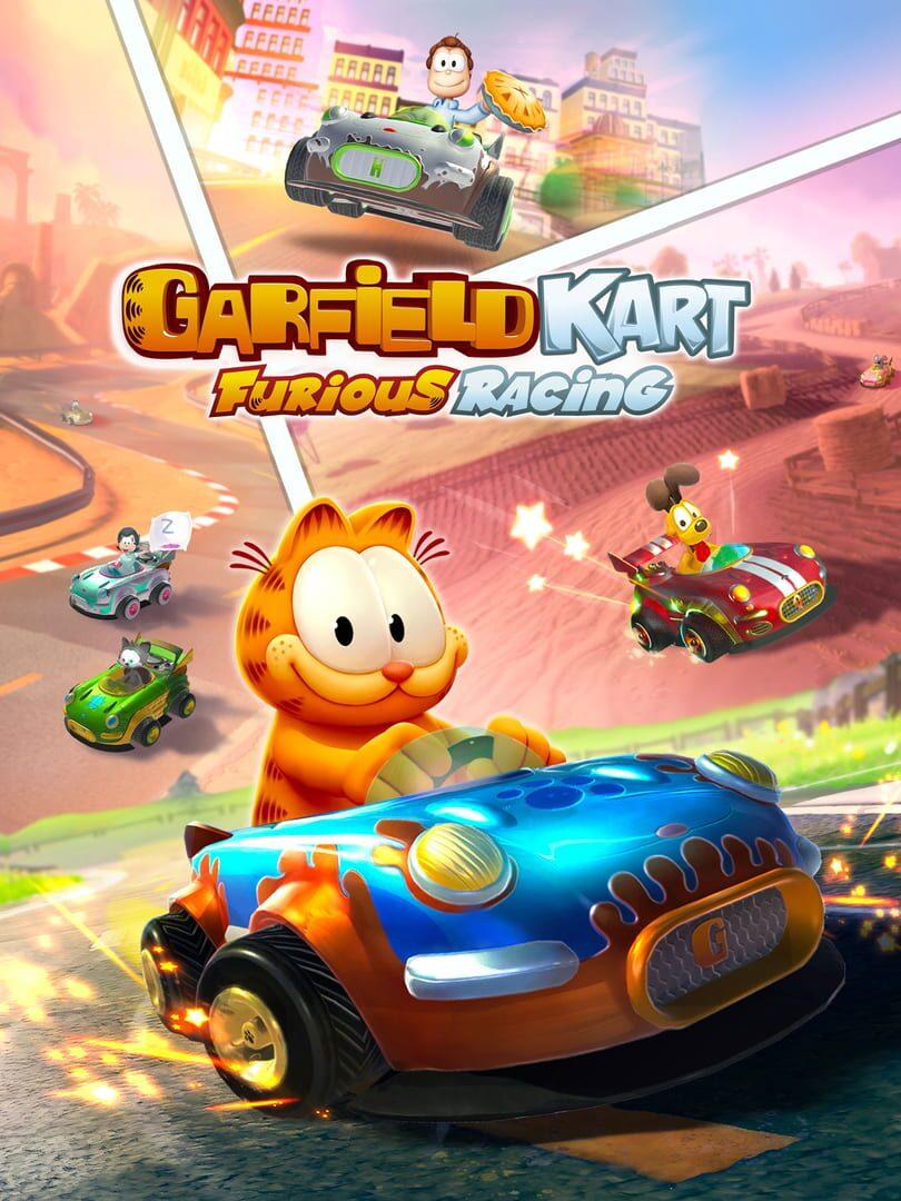 buy Garfield Kart Furious Racing cd key for nintendo platform