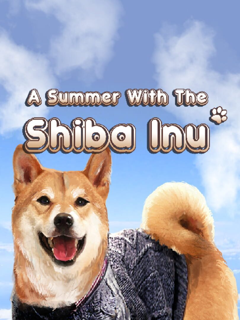 buy A Summer with the Shiba Inu cd key for psn platform