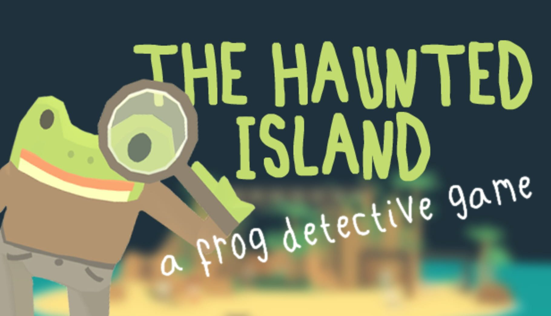 buy The Haunted Island, a Frog Detective Game cd key for all platform
