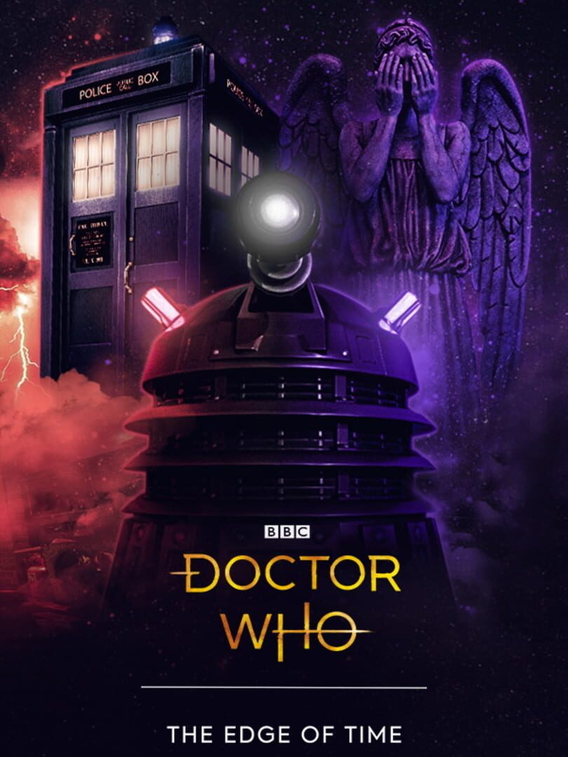 buy Doctor Who: The Edge of Time cd key for all platform