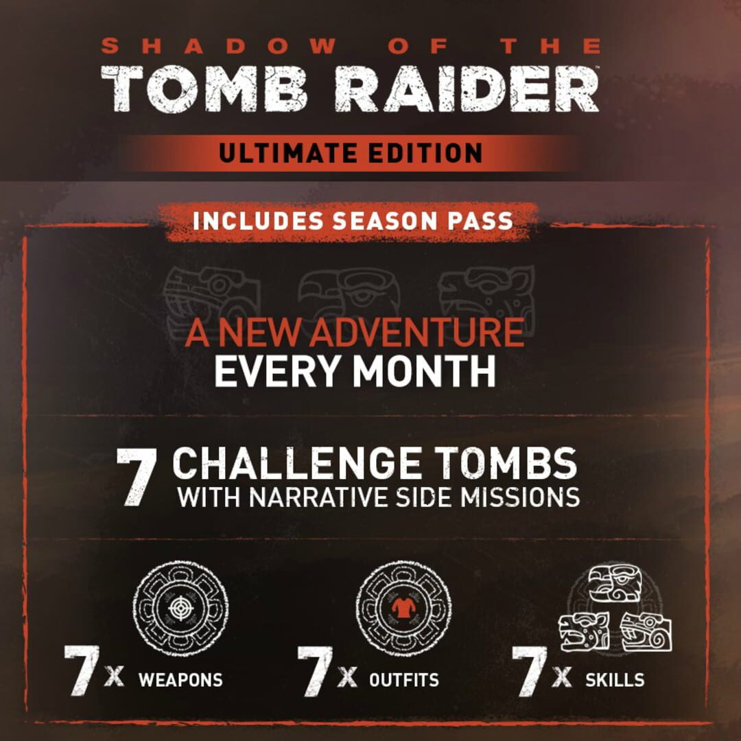 buy Shadow of the Tomb Raider: Ultimate Edition cd key for all platform