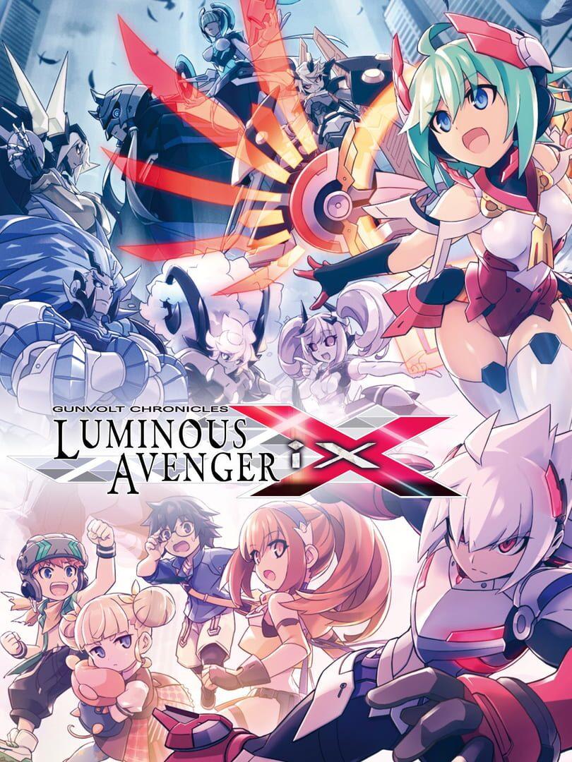 buy Gunvolt Chronicles: Luminous Avenger iX cd key for all platform