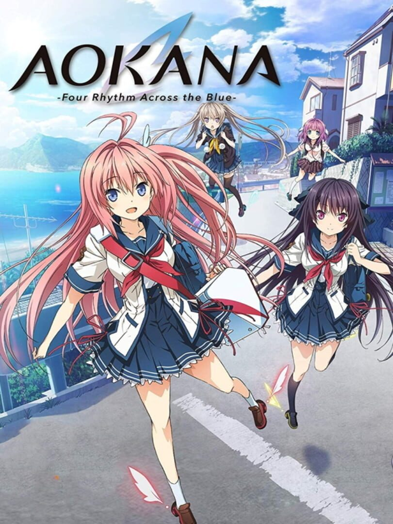 buy Aokana: Four Rhythm Across the Blue cd key for all platform