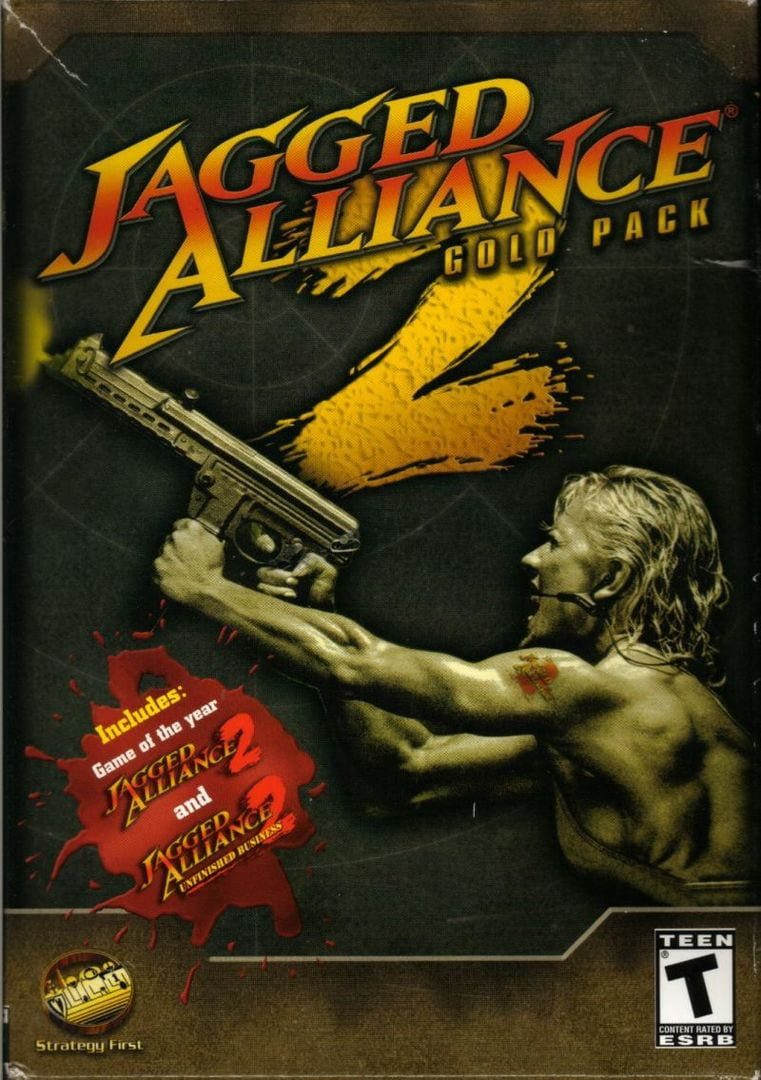 buy Jagged Alliance 2: Gold Pack cd key for nintendo platform