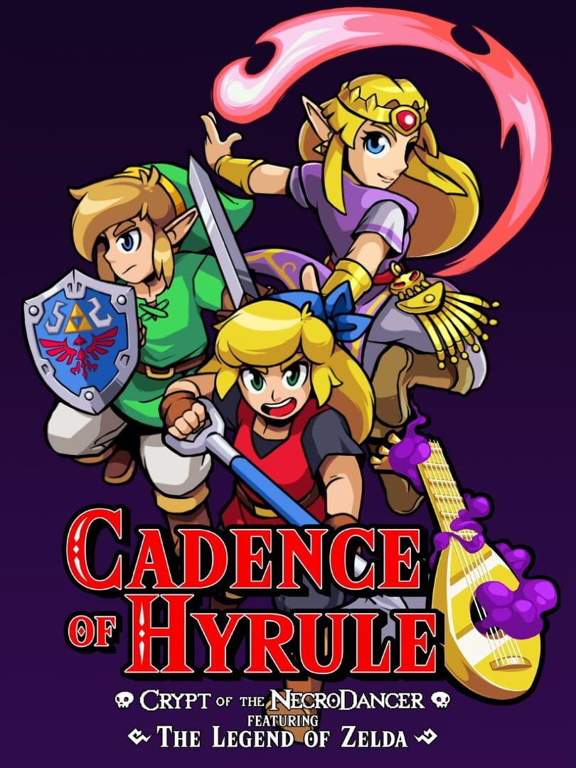 buy Cadence of Hyrule: Crypt of the NecroDancer Featuring The Legend of Zelda cd key for all platform