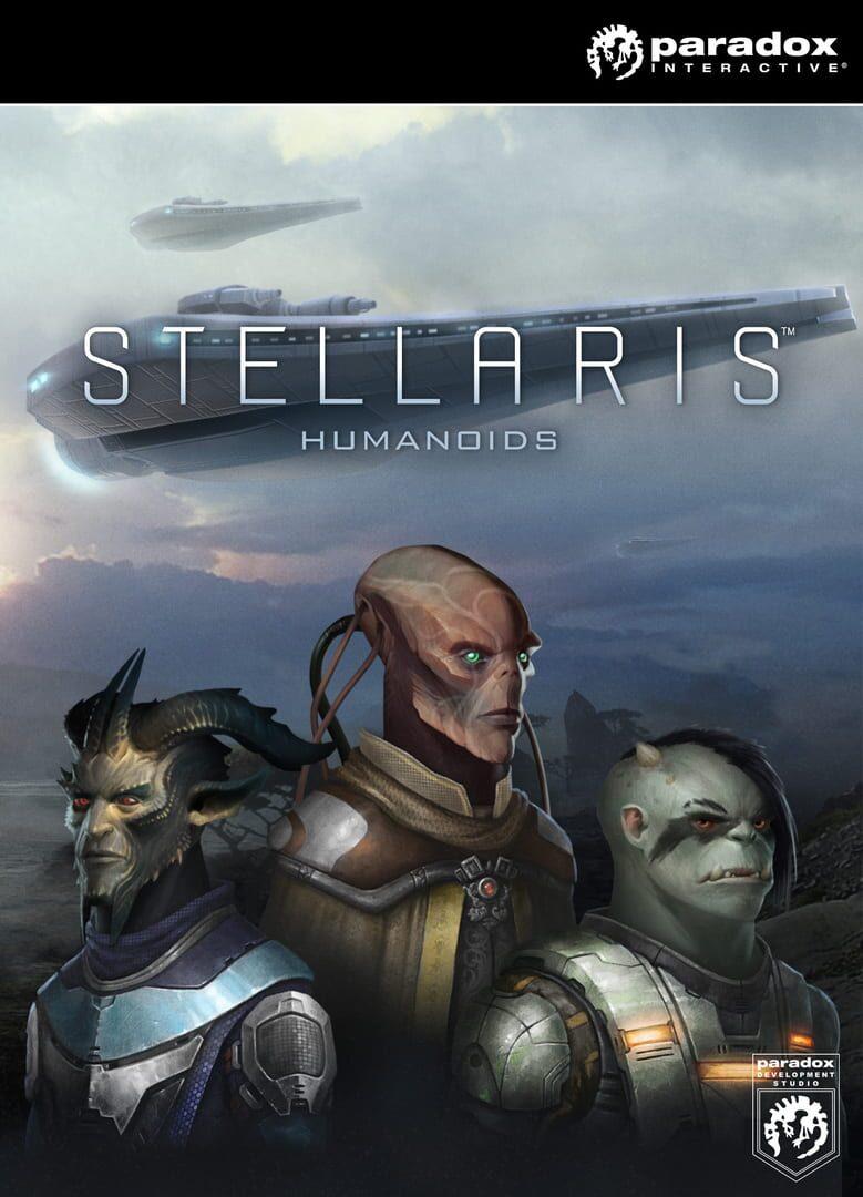 buy Stellaris: Humanoids cd key for all platform