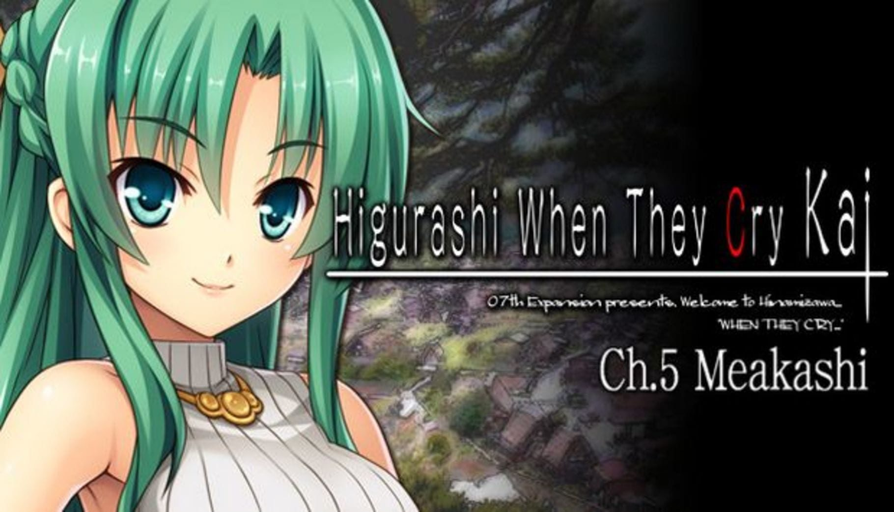 buy Higurashi When They Cry Hou - Ch.5 Meakashi cd key for all platform