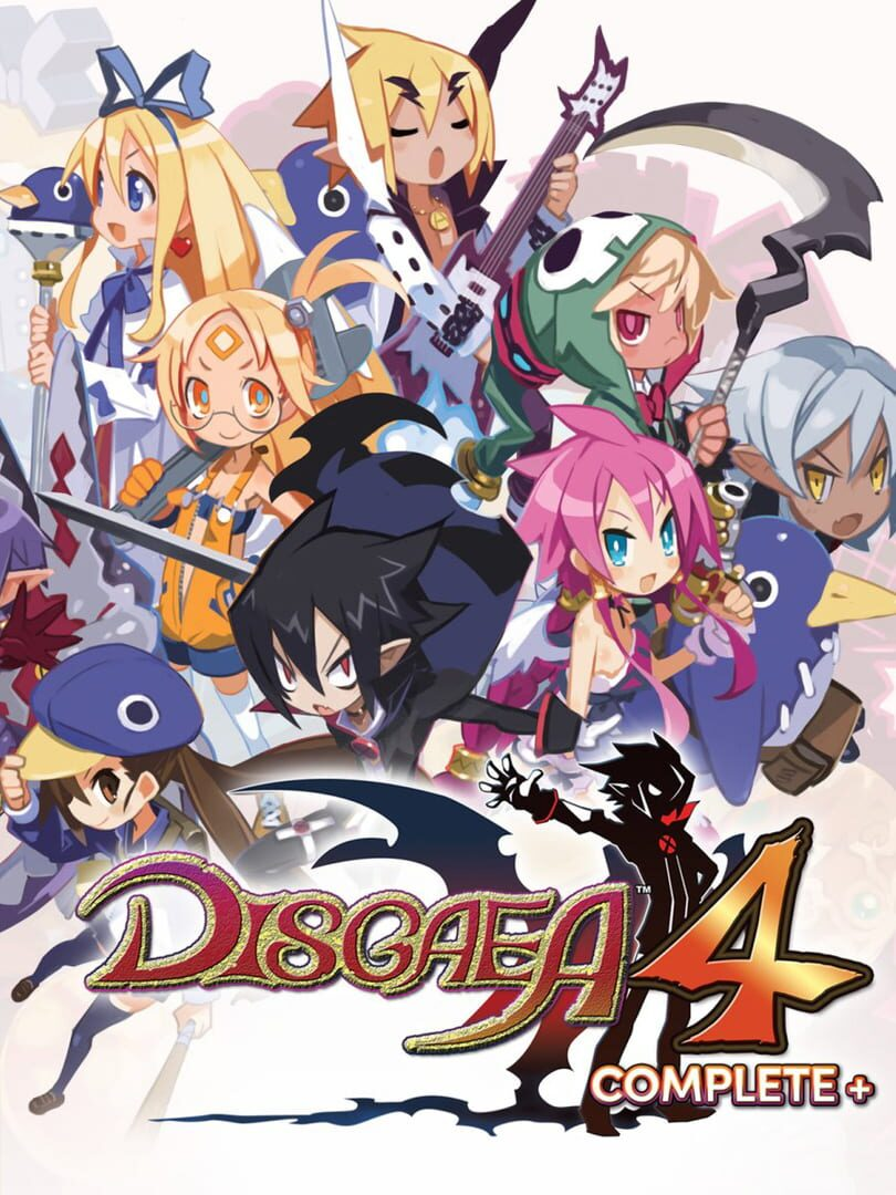 buy Disgaea 4 Complete+ cd key for all platform