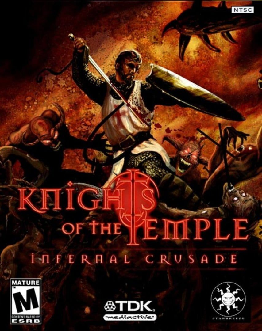 buy Knights of the Temple: Infernal Crusade cd key for all platform