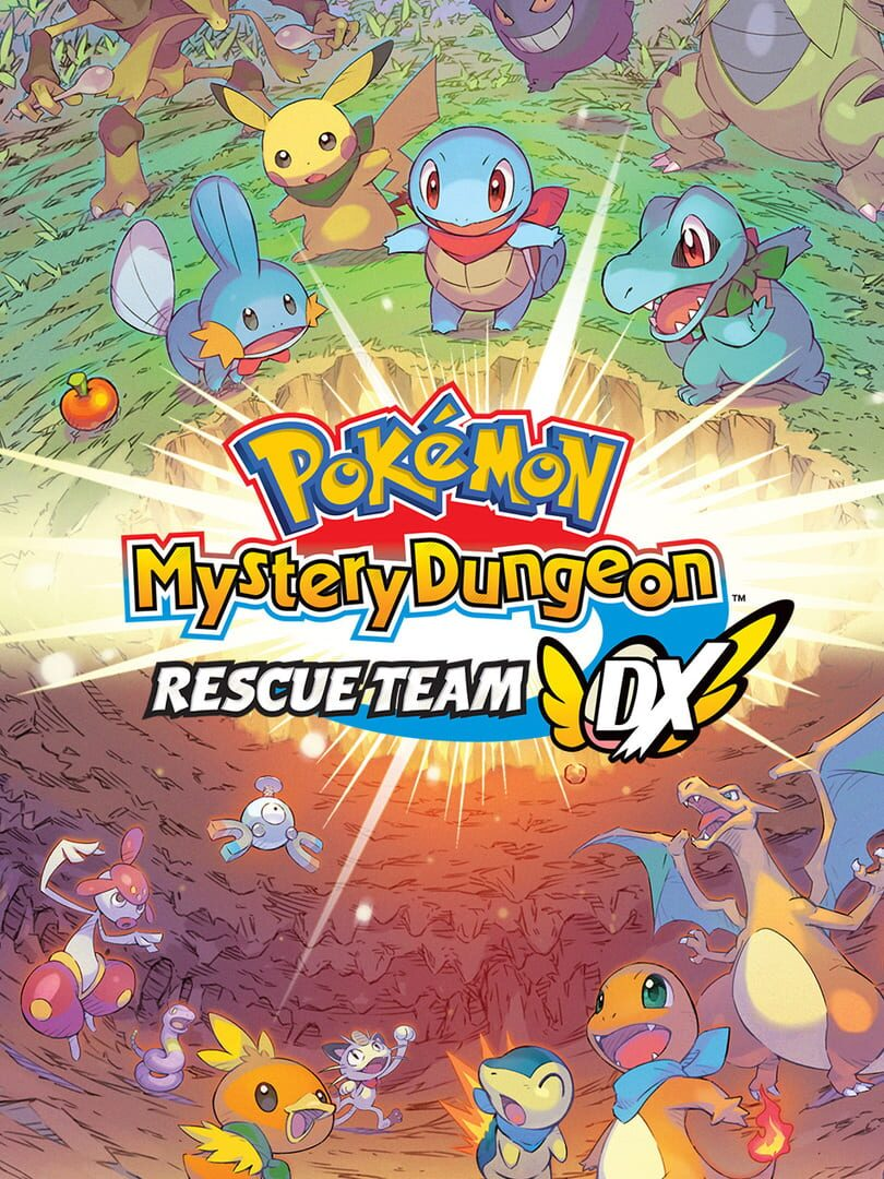 buy Pokémon Mystery Dungeon: Rescue Team DX cd key for all platform
