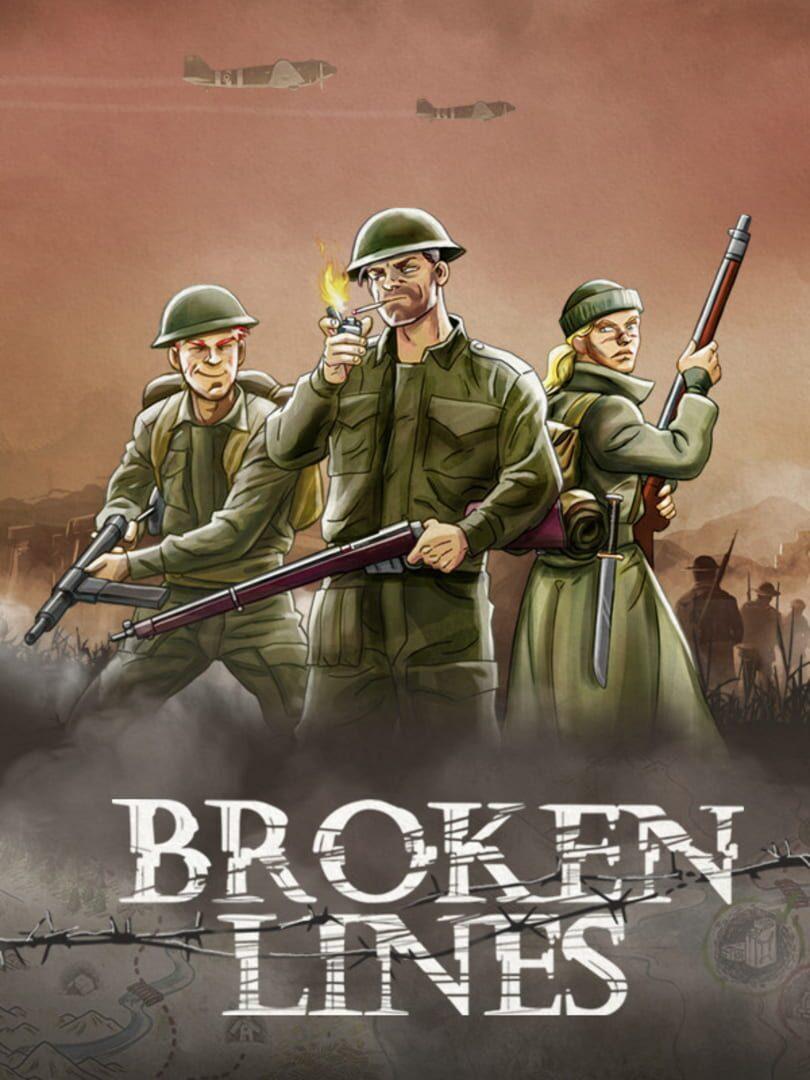buy Broken Lines cd key for all platform