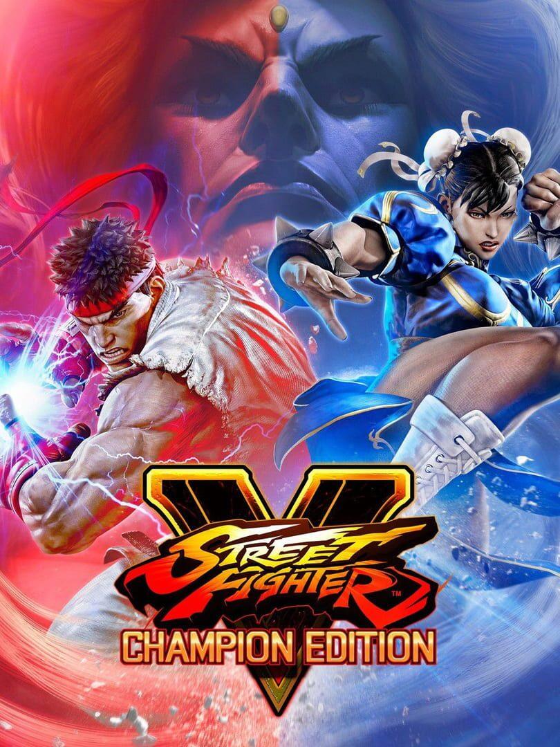 buy Street Fighter V: Champion Edition cd key for all platform