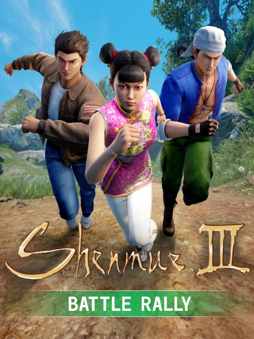 buy Shenmue III: Battle Rally cd key for all platform