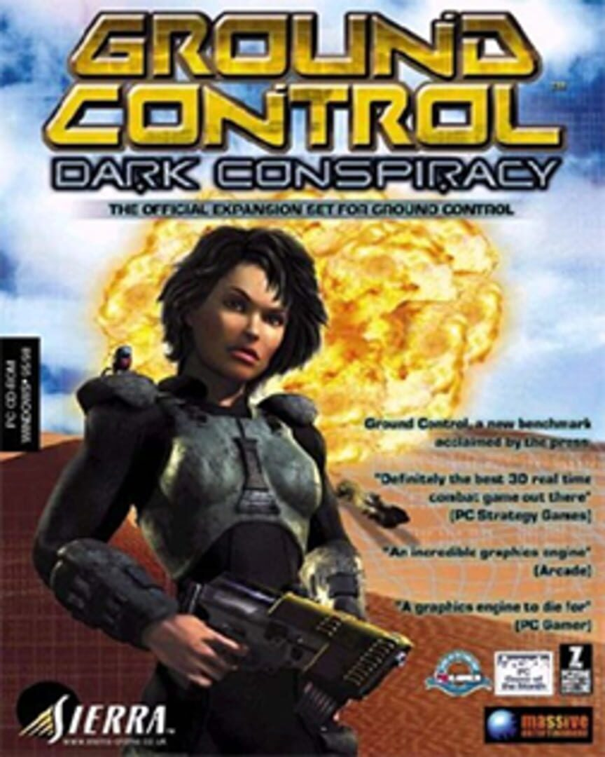 buy Ground Control: Dark Conspiracy cd key for all platform