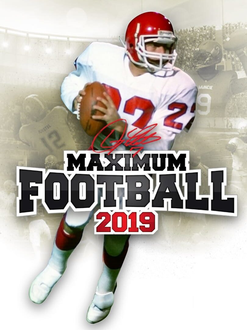 buy Maximum Football 2019 cd key for all platform