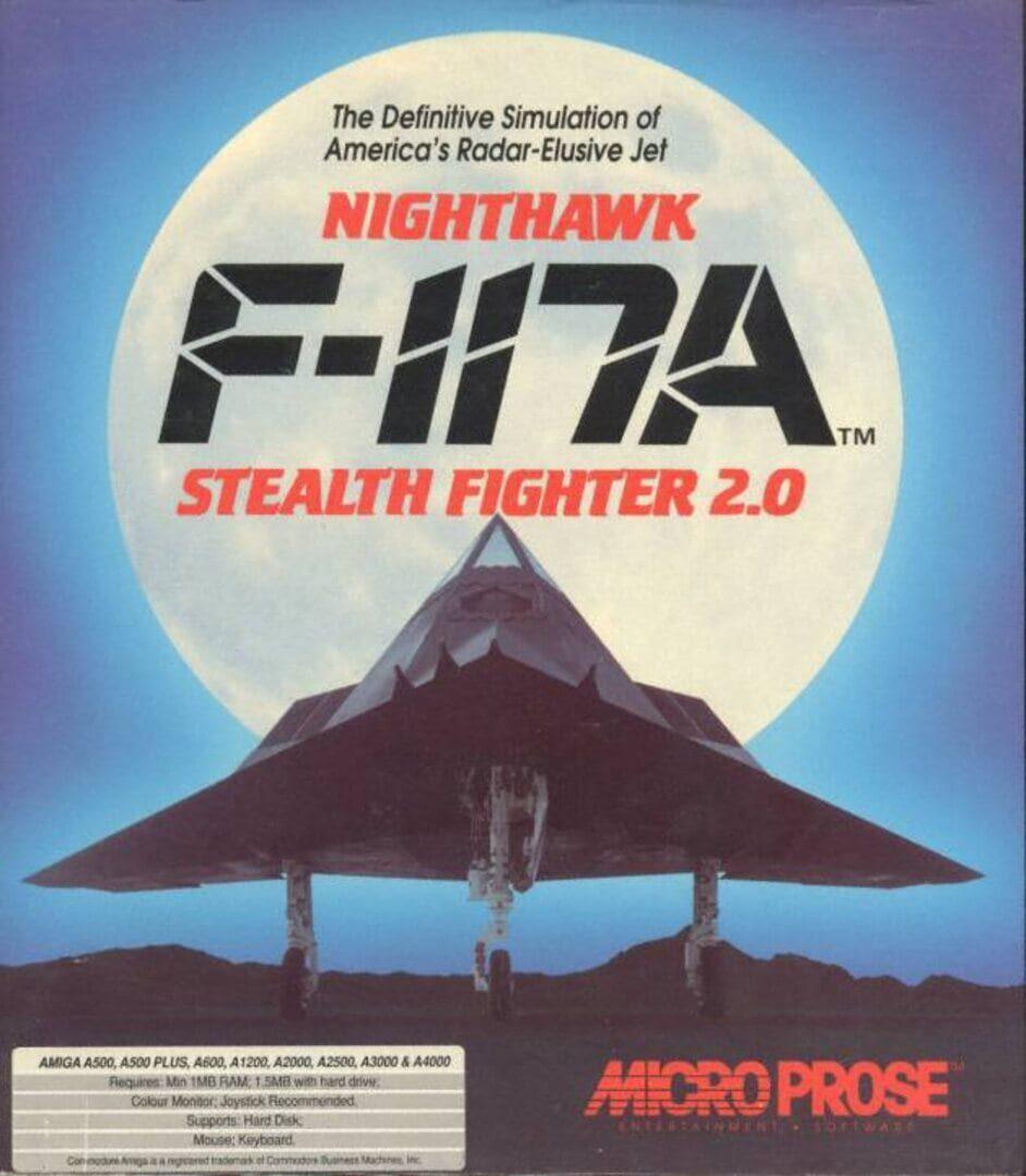 buy NightHawk F-117A Stealth Fighter 2.0 cd key for all platform