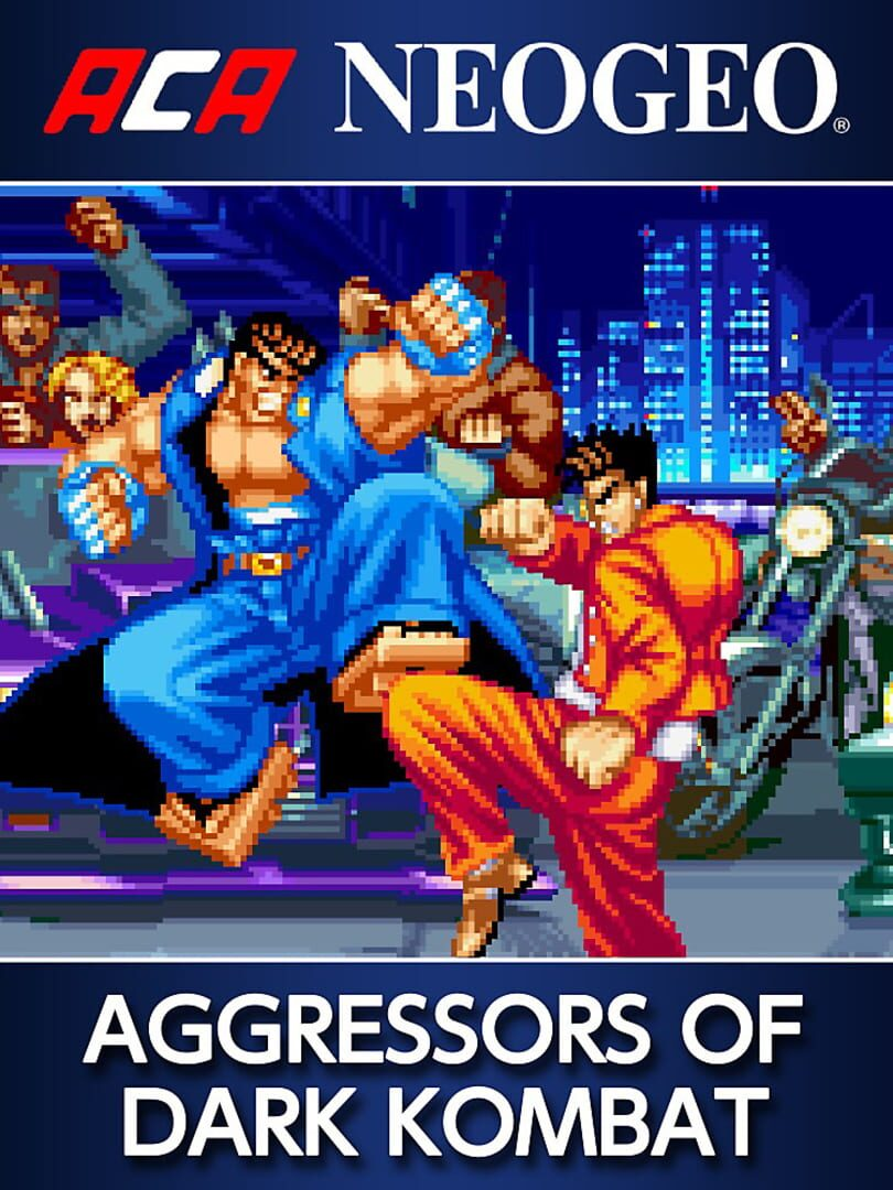 buy ACA NEOGEO AGGRESSORS OF DARK KOMBAT cd key for all platform