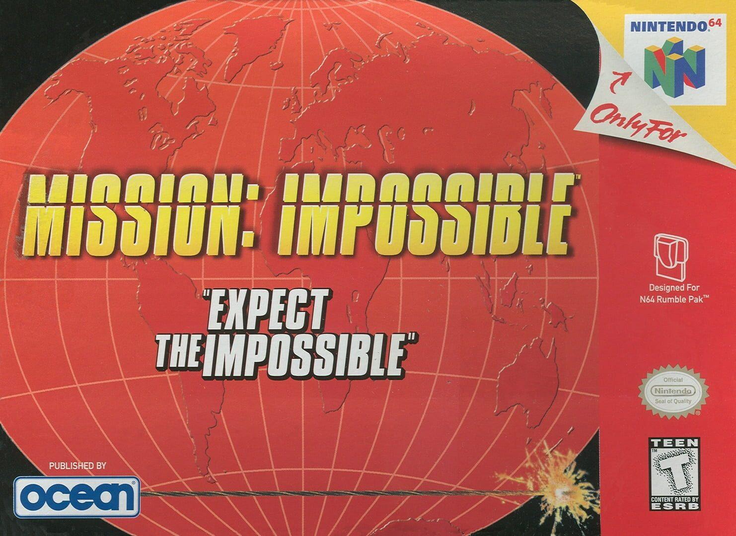 buy Mission: Impossible cd key for all platform