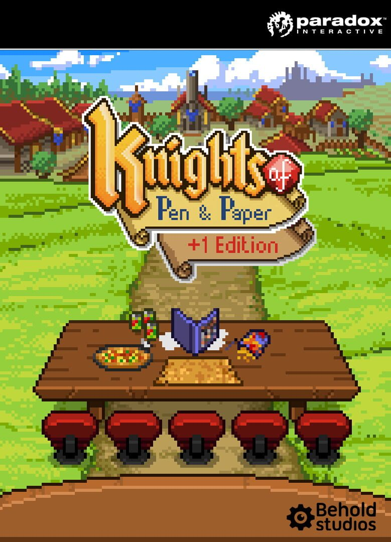 buy Knights of Pen and Paper + 1 cd key for all platform