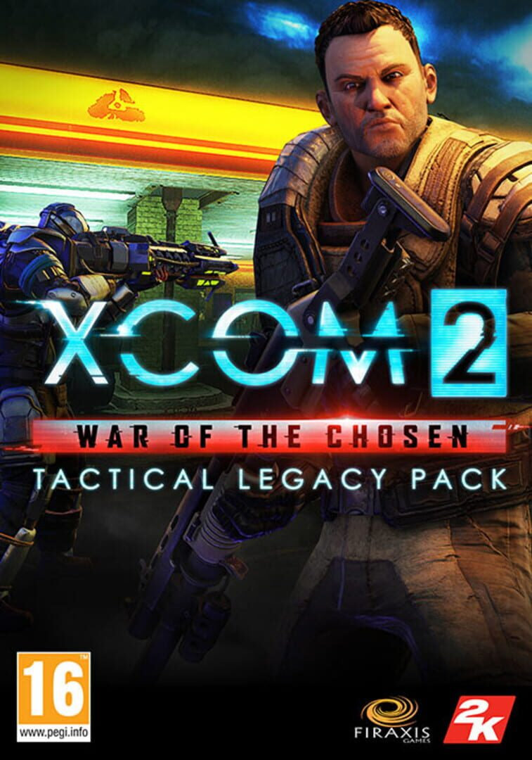buy XCOM 2: War of the Chosen - Tactical Legacy Pack cd key for all platform