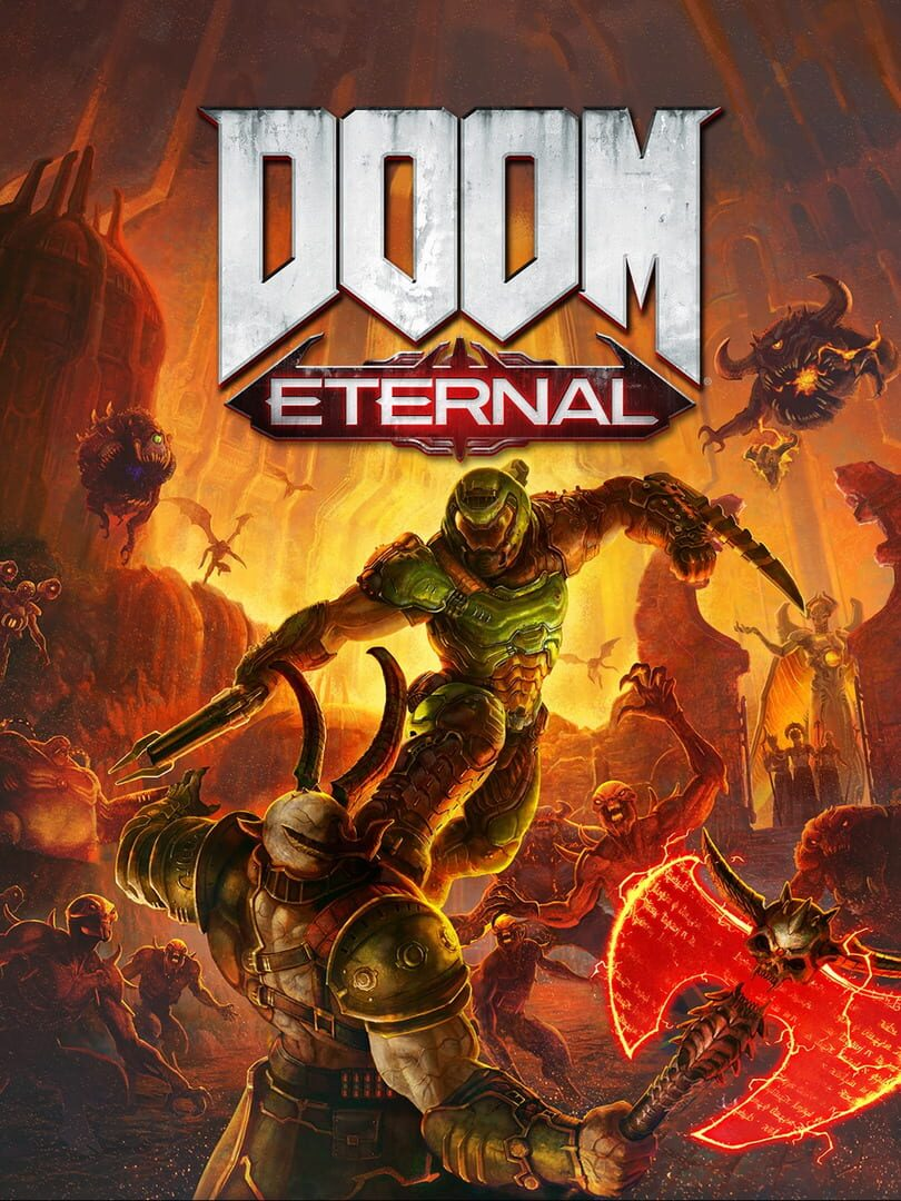 buy Doom: Eternal cd key for all platform