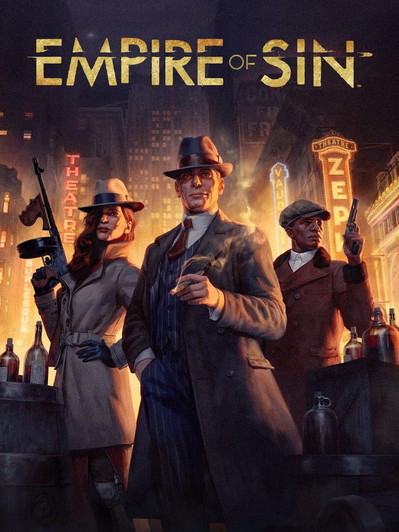 buy Empire of Sin cd key for all platform