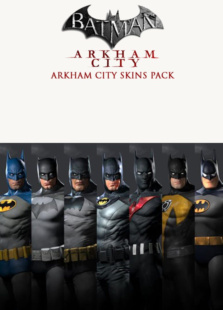 buy Batman: Arkham City - Arkham City Skins Pack cd key for psn platform