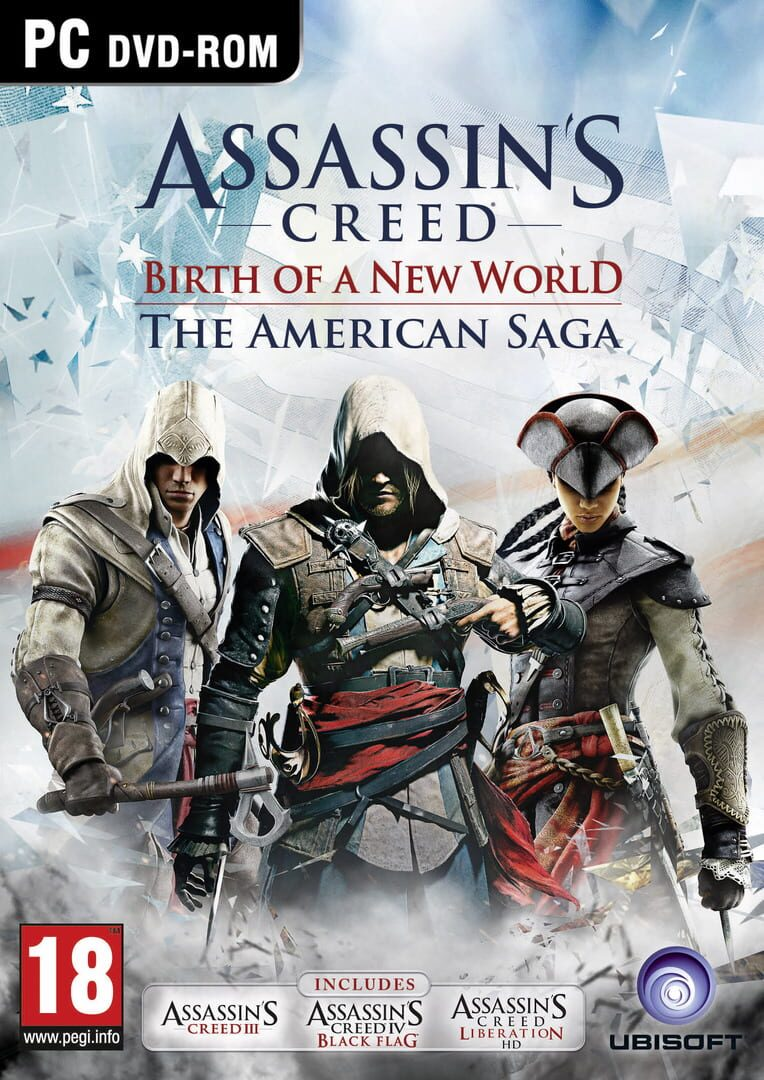 buy Assassin's Creed: The Americas Collection cd key for all platform