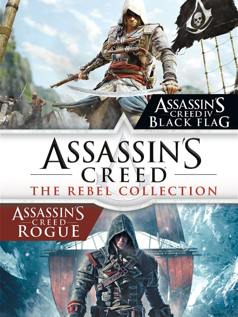 buy Assassin's Creed: The Rebel Collection cd key for all platform
