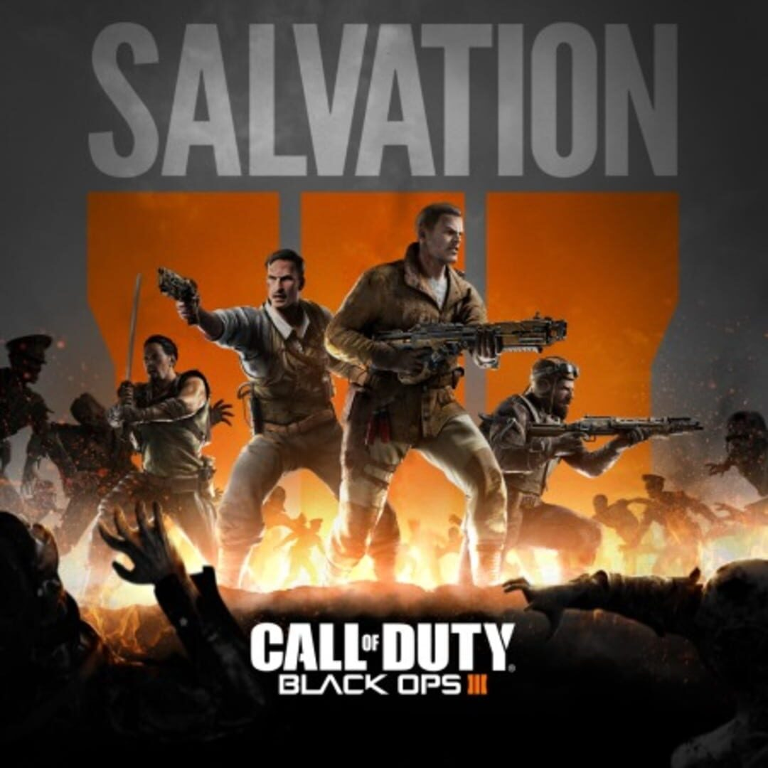 buy Call of Duty: Black Ops III - Salvation cd key for all platform