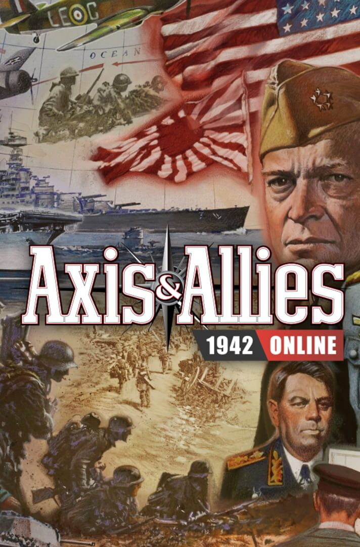 buy Axis & Allies Online cd key for all platform