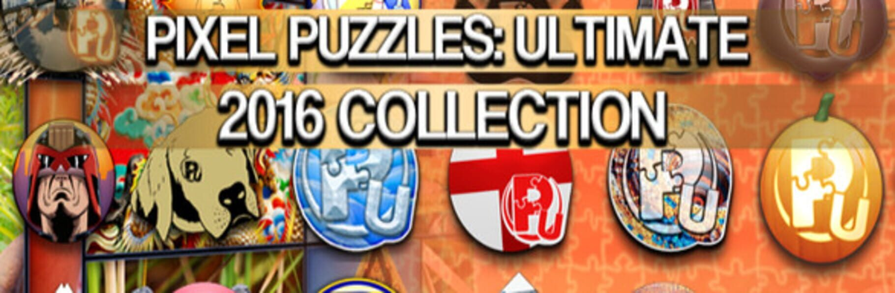 buy Pixel Puzzles Ultimate: 2016 Jigsaw Collection cd key for all platform