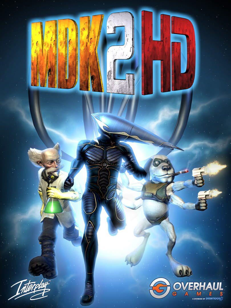 buy MDK 2 HD cd key for all platform
