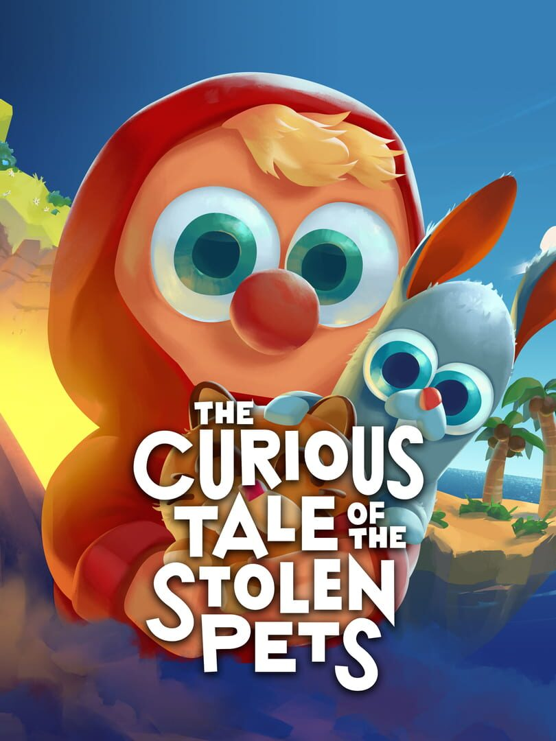 buy The Curious Tale of the Stolen Pets cd key for all platform