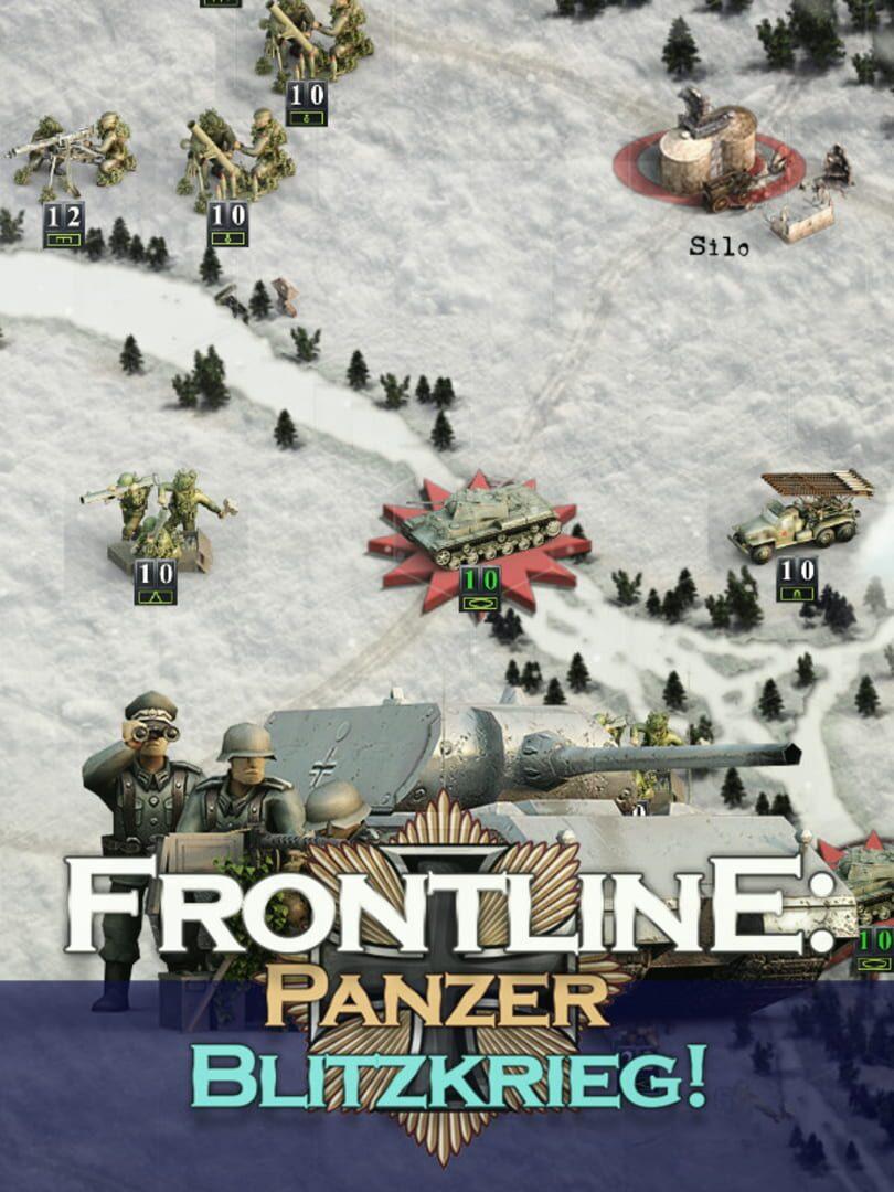 buy Frontline: Panzer Blitzkrieg! cd key for all platform