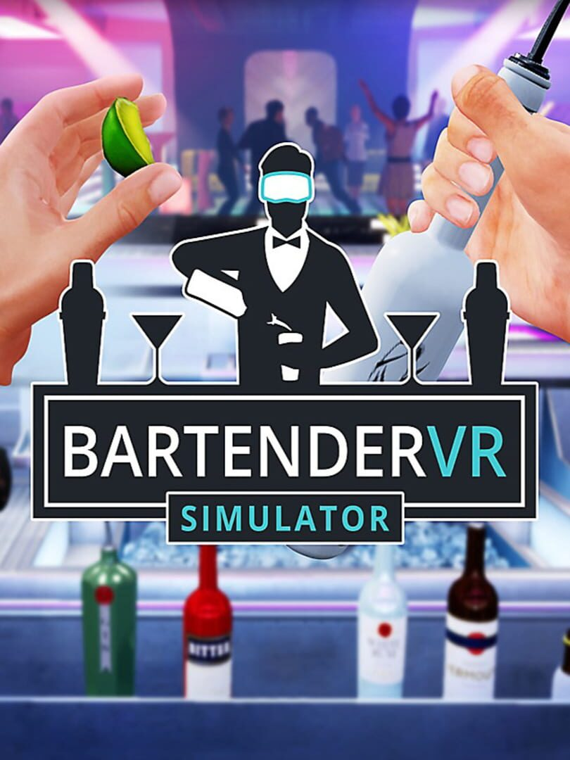 buy Bartender VR Simulator cd key for all platform