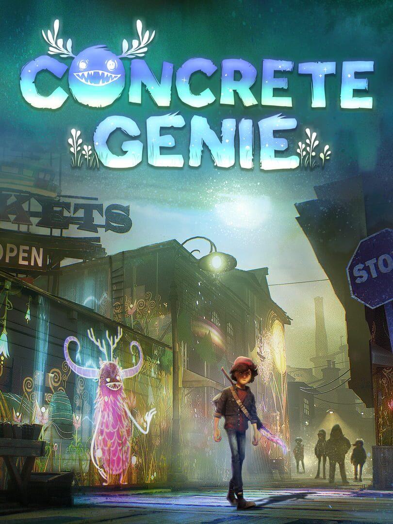 buy Concrete Genie cd key for all platform