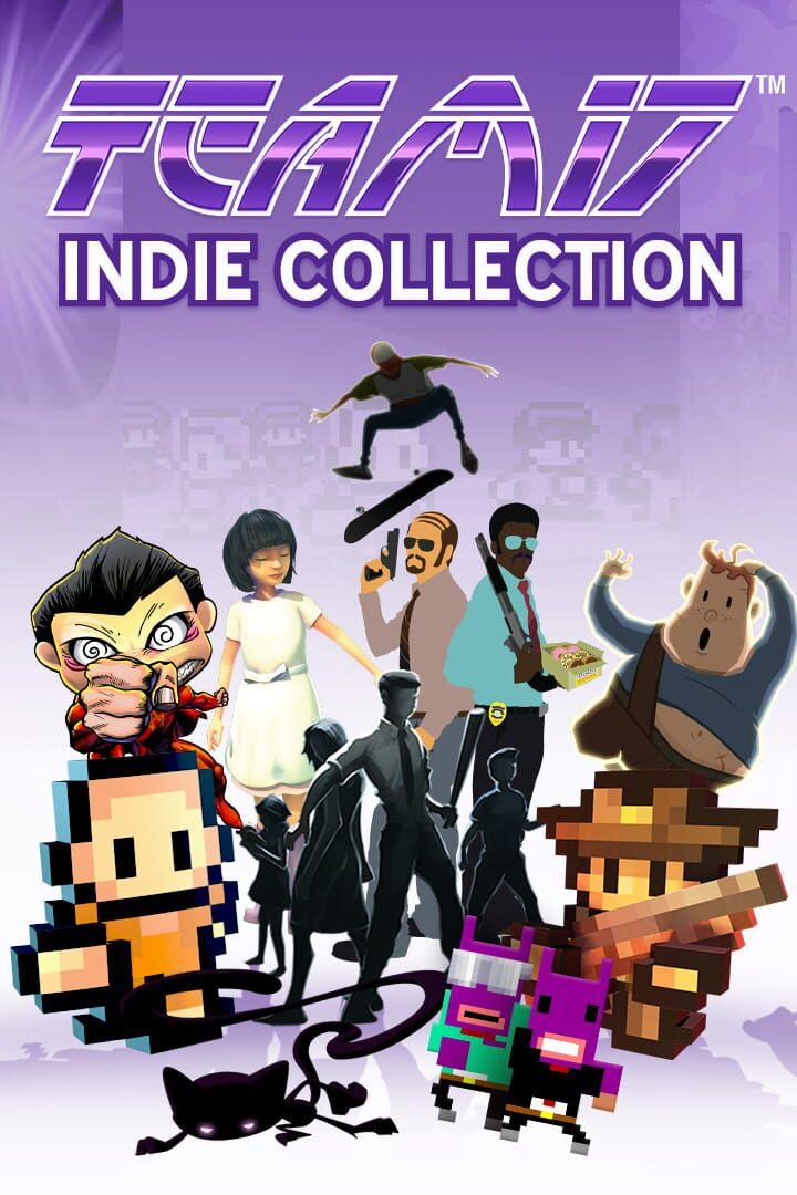 buy Team17 Indie Collection cd key for all platform