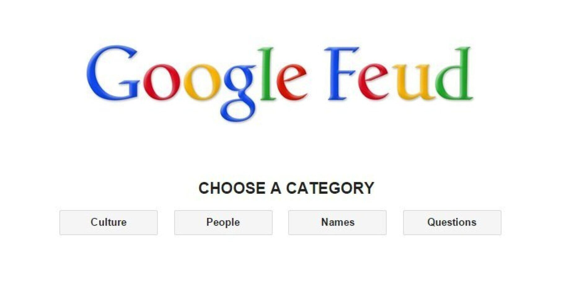 buy Google Feud cd key for all platform
