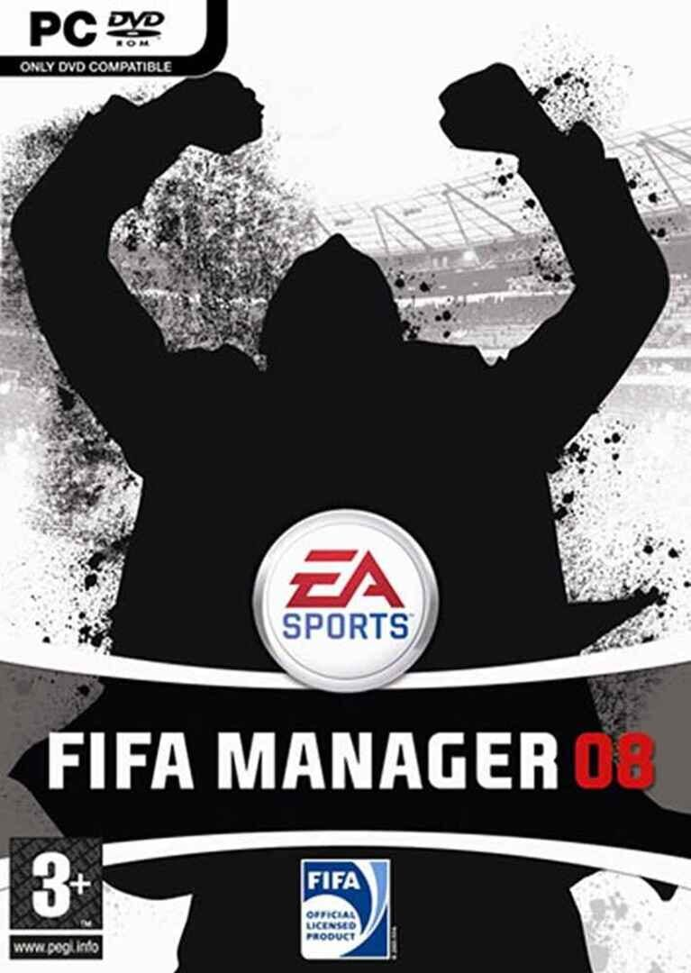 buy FIFA Manager 08 cd key for all platform